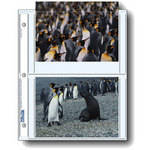 "Archival Methods Print and Slide Pages (5 x 7"" 50 Pack)"