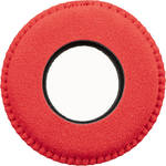 Bluestar Round Extra Large Microfiber Eyecushion (Red)