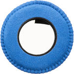 Bluestar Round Small Microfiber Eyecushion (Blue)
