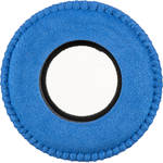 Bluestar Round Large Microfiber Eyecushion (Blue)