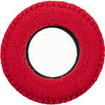 Bluestar Round Small Fleece Eyecushion (Red)