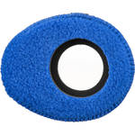 Bluestar Oval Large Fleece Eyecushion (Blue)