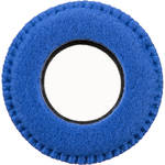 Bluestar Round Small Fleece Eyecushion (Blue)