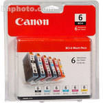 Canon BCI-6 Ink Tank 6-Pack