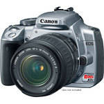 Canon EOS Digital Rebel XTi Digital Camera Body (Silver)