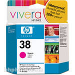 HP C9416A Magenta Cartridge for Photosmart Pro B9180 (HP 38)