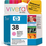 HP C9419A Light Magenta Cartridge for Photosmart Pro B9180 (HP 38)