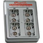 iPower FC-9VX44 Fast Smart 9V 4-Bay Charger