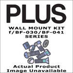 Plus Wall Mount Kit for the BF-030, BF-041 Series