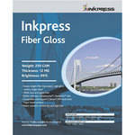 "Inkpress Media Fiber Gloss Paper - 13x19"" - 25 Sheets"