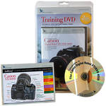 Blue Crane Digital DVD and Guide: Combo Pack for the Canon EOS Rebel XTi Camera