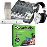 Behringer PODCASTUDIO FIREWIRE Bundle