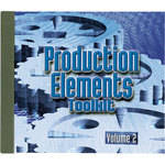 Sound Ideas Production Elements Toolkit - Volume 2 Sound Effects Library (Download)