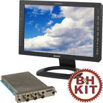 "Sony LMD-2450WHD 24"" High-Grade LCD Monitor Kit"