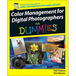 Wiley Publications Book: Color Management for Digital Photographers for Dummies