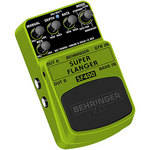 Behringer SUPER FLANGER SF400 Ultimate Flanger Effects Pedal