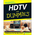 Wiley Publications Book: HDTV For Dummies, 2nd Edition
