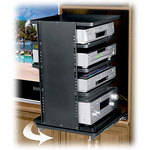 Middle Atlantic ASR-30 Slide-Out & Rotating Shelving System