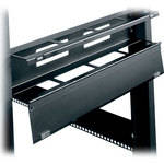Middle Atlantic HHCM-2 2U Hinged Horizontal Cable Manager