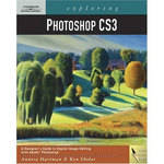 Cengage Course Tech. Book: Exploring Photoshop CS3