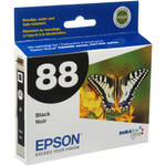 Epson 88 Moderate-Capacity Black Ink Cartridge