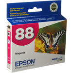Epson 88 Moderate-Capacity Magenta Ink Cartridge
