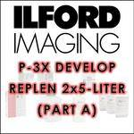 Ilford P-3X Developer Replenisher - Part A (2 x 5 Liters)