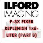 Ilford P-3X Fixer Replenisher - Part B (1 x 5 Liters)