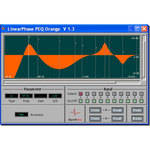 Algorithmix LinearPhase PEQ Orange - EQ Plug-In