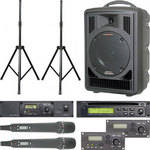 Galaxy Audio ASTV8CT2HP Any Spot Traveler