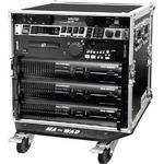 "Marathon MA-10UAD21W  Flight Road  10U Deluxe Amplifier 21"" Rack Case"