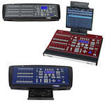 NSI / Leviton 8700 GS Touring Console - 1024 Channels, 48 Sub-Masters (85-265VAC)