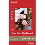"Canon Photo Paper Plus Glossy II (4 x 6"")"