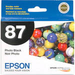Epson 87 Photo Black Ink Cartridge