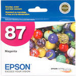 Epson 87 Magenta Ink Cartridge