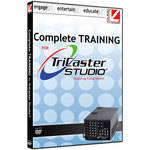 Class on Demand Training DVD: Complete Training for TriCaster Studio