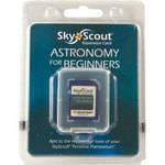 Celestron Astronomy for Beginners SkyScout Expansion Card