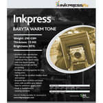 "Inkpress Media Baryta Warm Paper (290gsm) for Inkjet - 11 x 14""  (25  Sheets)"