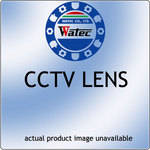 "Watec TO812FICS-3 1/3"" CS Mount 8mm f/1.2 Lens with Manual Iris"