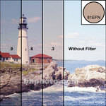 "Tiffen 4 x 5"" 81EF/0.9 ND Combination Filter"