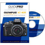 QuickPro DVD: Olympus E-420 Digital SLR Camera