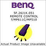 BenQ 5F.26J1K.051 Replacement Remote Control for the BenQ MP611 and MP510 Projectors