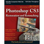 Wiley Publications Book: Photoshop CS3 Restoration and Retouching Bible by Mark Fitzgerald