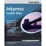 "Inkpress Media Photo Chrome RC Luster Duo Paper (8.5 x 11"", 40 Sheets)"