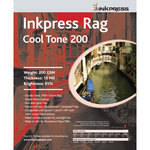"Inkpress Media Rag Cool Tone 200 Paper (8 x 8"", 25 Sheets)"