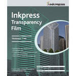 "Inkpress Media Transparency Film for Inkjet Printers (8.5 x 11"", 50 Sheets)"