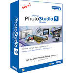 Shortcut Software PhotoStudio 9 Home Software for Windows