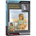Software Cinema DVD-ROM: Painting with Pixels - Portrait Painting for Photographers by Jane Conner-ziser