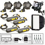 Dedolight Basic Explorer Option 1 Four-Light Kit