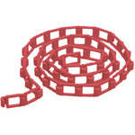 Manfrotto 091R Plastic Chain Extension for Expan Drive Set, Red - 30